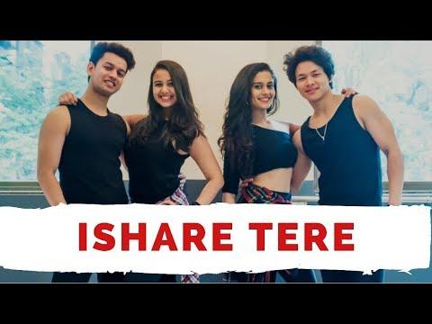 Ishare Tere | Guru Randhawa, Dhvani Bhanushali | Team Naach X Ricki & Sarang Choreography