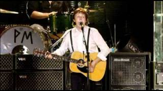 "Paul McCartney ""Calico Skies/Mrs.Vanderbilt/Eleanor Rigby"" Live"