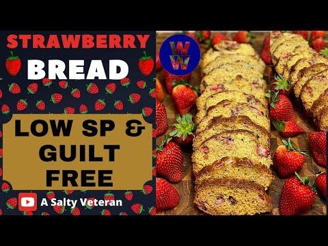 WW Strawberry Bread | Weight Watchers | MY WW