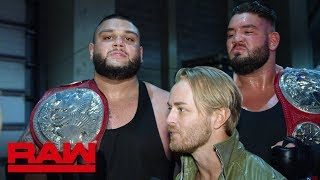 AOP are the most dominant tag team on the planet: Raw Exclusive, Nov. 5, 2018