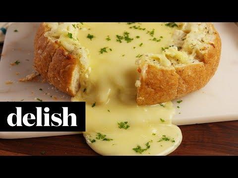 How to Make Bloomin' Brie Bread | Recipe | Delish