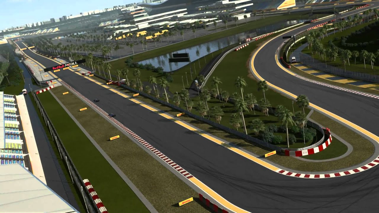 Indian GP A Lap Of The Buddh International Circuit With Vettel HD