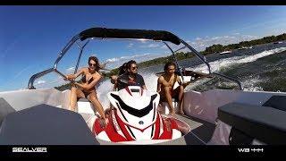 Wave Boat Rider 444 - JET SKI + BOAT