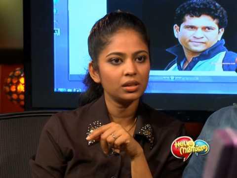 Hello Namasthey Episode - 17;  Vinay Fort, Sreenadh Bhasi & Shrinda Ashab
