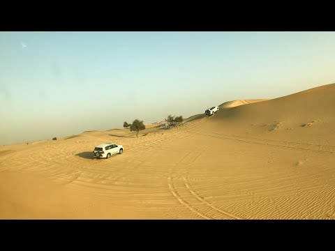 Desert Safari Dubai Tour – Red Dune Bashing BBQ Dinner & Live Show  Vally Dance Show |Raba Safari|