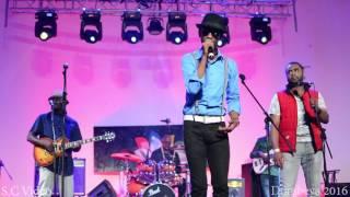 Lin & Otentik Groove live - Festival Dombeya 2016