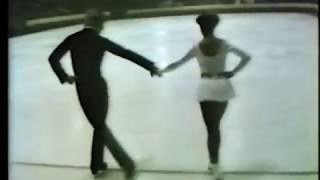 Jayne Torvill & Christopher Dean - 1981-82 British Championships Yankee Polka CD