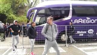 Valladolid - Eibar: El Pucela llega al Estadio José Zorrilla