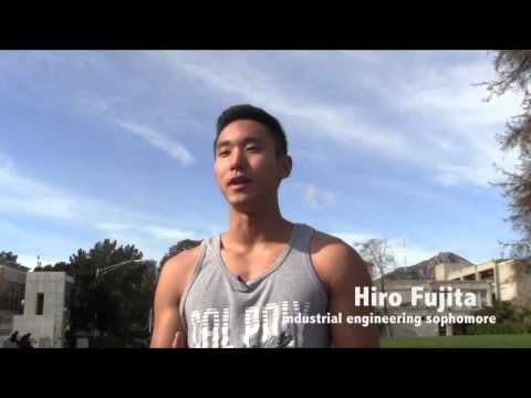 An international perspective at Cal Poly