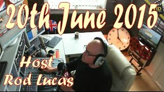 Best Smooth Jazz TV show (20th June 2015) Host Rod Lucas