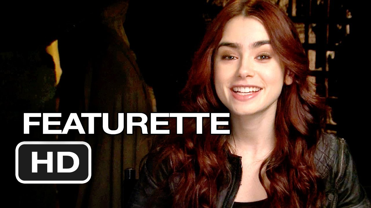 Lily Collins City Of Bones Hair Color The Mortal Instruments Spain