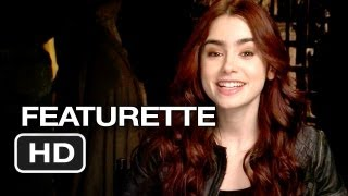 The Mortal Instruments: City of Bones Featurette #1 (2013) - Lily Collins Movie HD