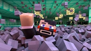 CRASHING THE SERVER (Minecraft Animation)