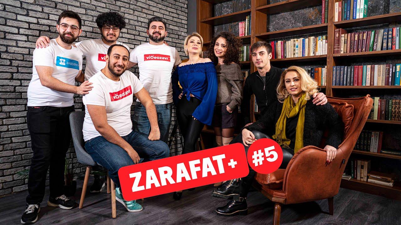 Zarafat+ #5 | Videozavr