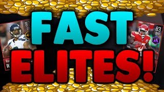 HOW TO GET ELITES IN 10 MINUTES ON MADDEN OVERDRIVE! *VERY FAST!*