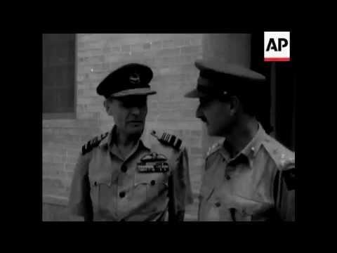 Kuwait 1961 - Border build up story