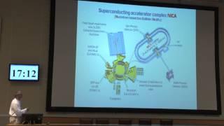 Профессор В.НИКИТИН, 'Физика фундаментальных частиц материи', 2013