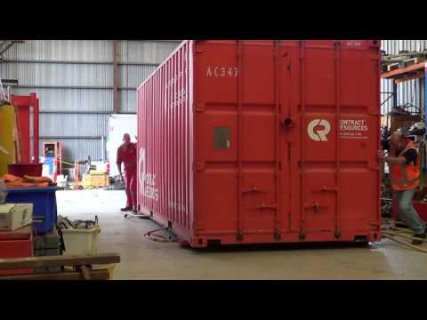 AEROGO Containership