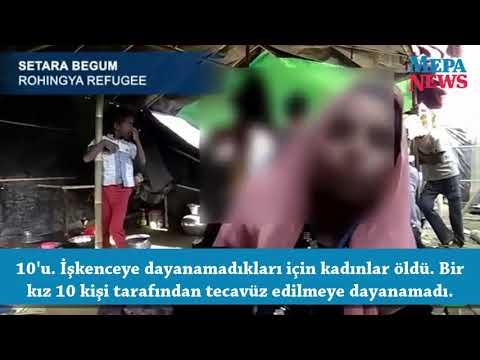 myanmar ordusundan müslüman kadınlara tecavüz
