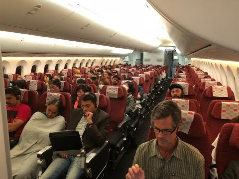 Japan Airlines Economy Class Review (India to Japan)
