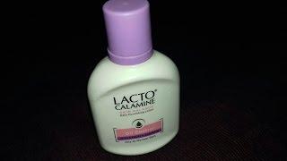 Lacto Calamine Lotion Review Hindi