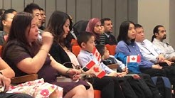 New citizens get sworn in in Saskatoon