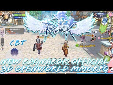 Ragnarok M: New Generation [CN] -  New 3D Openworld MMORPG Ragnarok Mobile Game! CBT Official