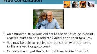 Mesothelioma Lawyer Coconut Creek Florida 1-866-777-2557 Asbestos Lung Cancer Lawsuit FL