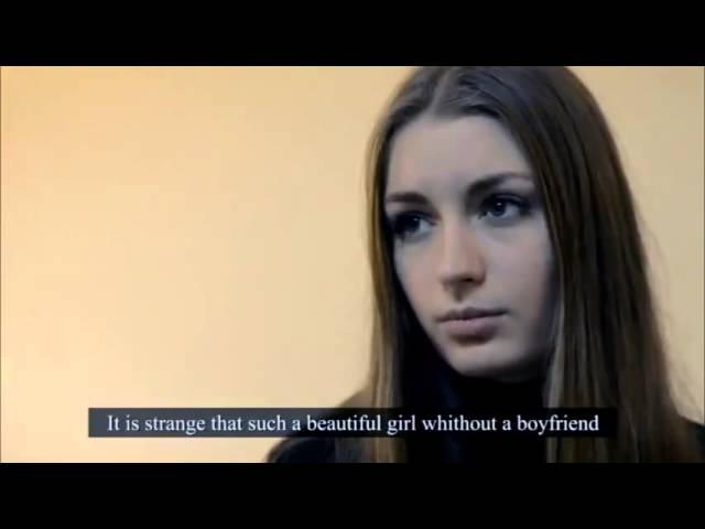 Русская девочка на порнокастинге