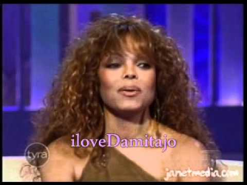 Janet Jackson @ the Tyra show 2008 part 3