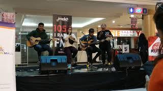 Terbaik Untukmu - Ayuenstar at BTC fashion mall Bandung