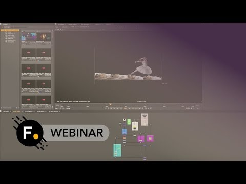 Webinar - Discover the power of Smart Vectors in Nuke