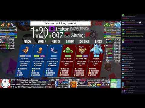 Twitch Plays Pokémon Battle Revolution - Matches #111003 and #111004