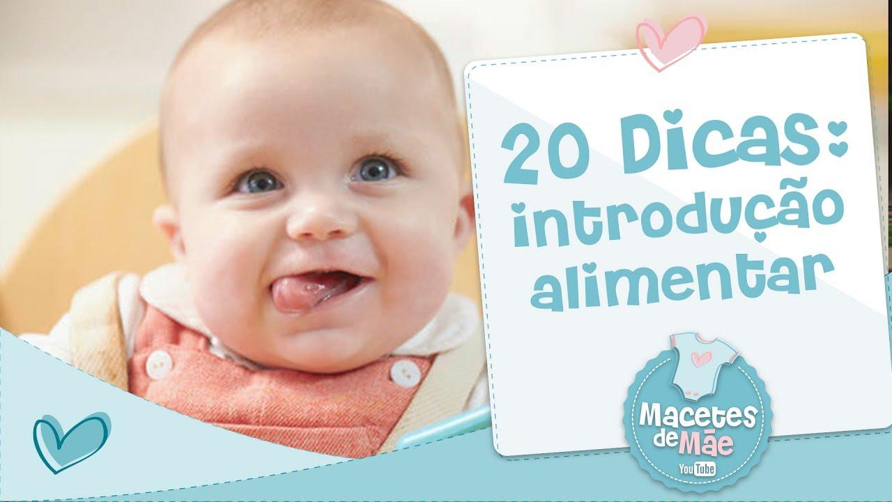 rotina alimentar bebe 5 meses
