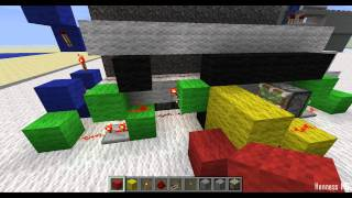 Piston Gate (Portcullis) v3.0 Tutorial
