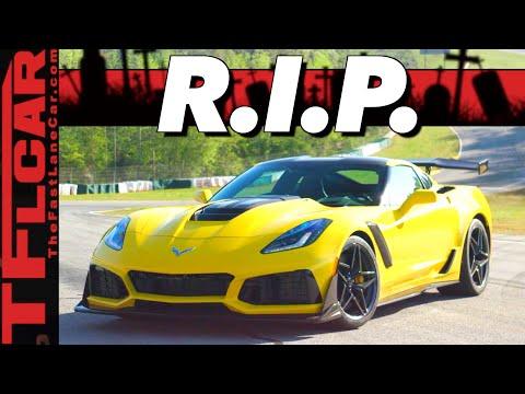 Ah não! Estes são todos os carros que morreram este ano - eis o porquê + vídeo