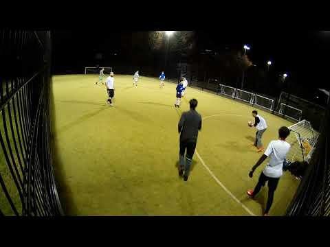 Bacons 5 a side 15/02/18