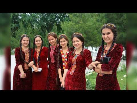 Traditional turkmen music