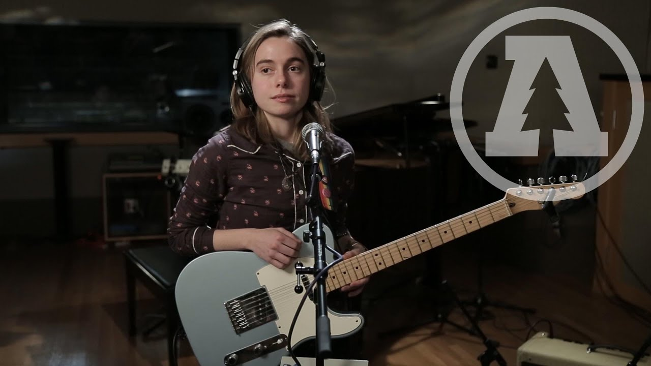 Julien Baker - Something | Audiotree Live