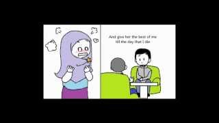 Brian McKnight - Marry Your Daughter Animation with lyrics (Islamic version)