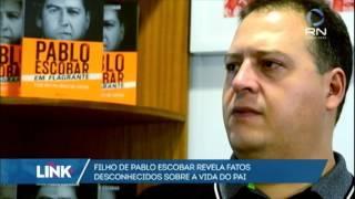 """""""Nem meu pai sabia quanto dinheiro ele tinha"""", revela filho de Pablo Escobar"""