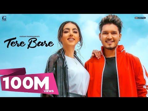 Tere Bare : Karan Randhawa (Official Song) Satti Dhillon | GKL | Geet MP3