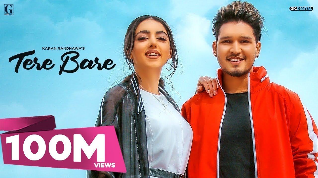 Tere Bare : Karan Randhawa (Official Song) Satti Dhillon | GK.DIGITAL | Geet MP3