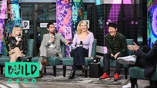 """Gregg Araki, Karley Sciortino, Avan Jogia & Kelli Berglund On Their STARZ Series, """"Now Apocalypse"""""""