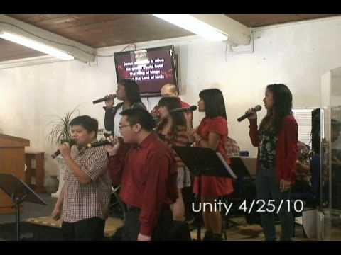 WORSHIP THE KING - Unity Praise Band / VFUMC