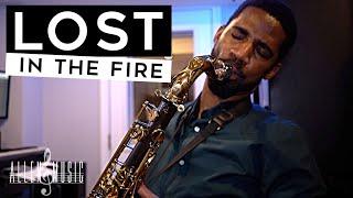 Gesaffelstein The Weekend Lost in the Fire - Tenor Saxophone.mp3