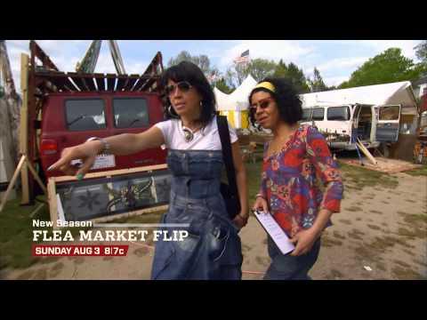 Flea Market Flip on Great American Country (:30)