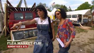 Flea Market Flip on Great American Country (:30)