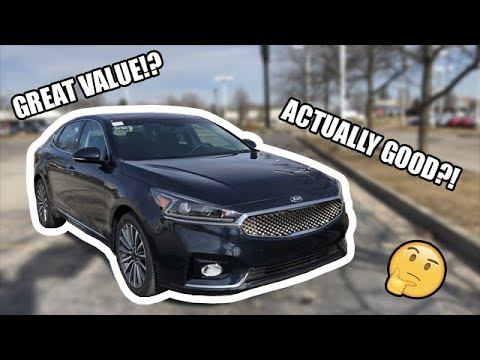 Kia Cadenza Review || Test Drive, Reliability and In Depth