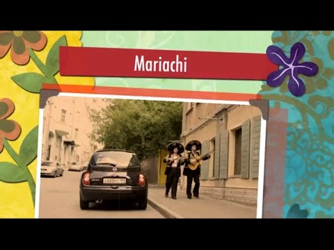 Mariachi Latinos - Welcome to the world music